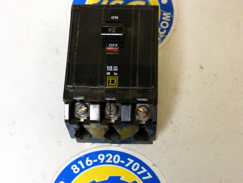<b>Square D - </b>QOB340 Circuit Breaker